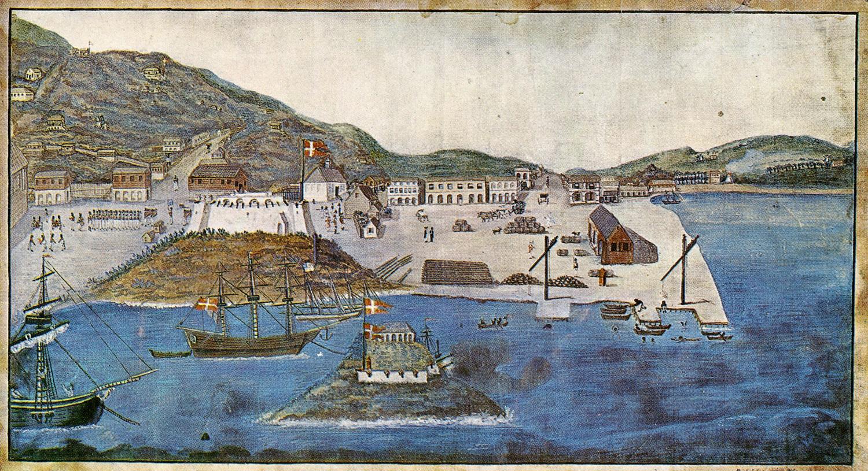Christiansted havn