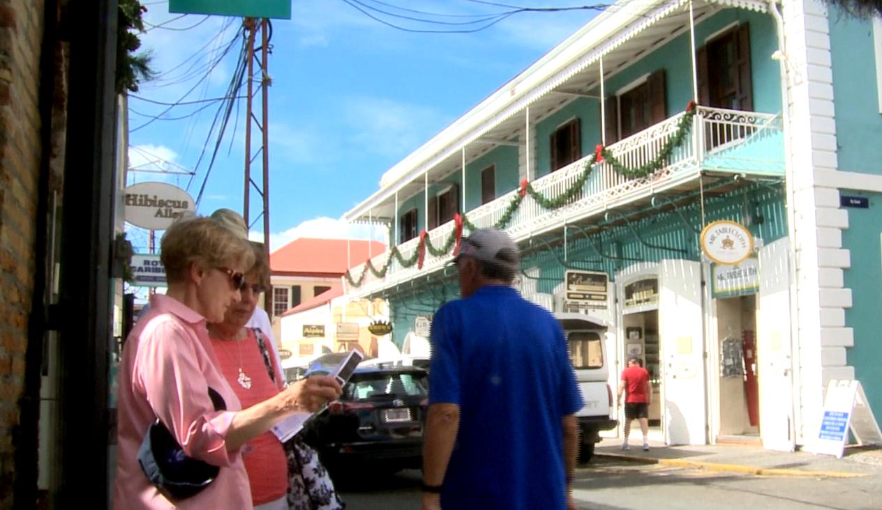 Dronningens Gade, Charlotte Amalie St. Thomas Gekko Medieproduktioner